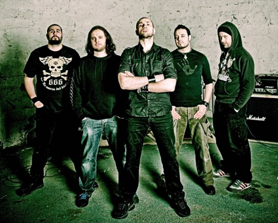 Overblood - Band - 2013