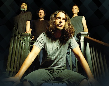 Soundgarden - band - 2012