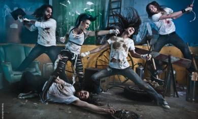 The Agonist - band - 2012