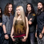 The Agonist - band - 2015