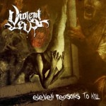 Violent Eve - Eleven Reasons to Kill - 2011