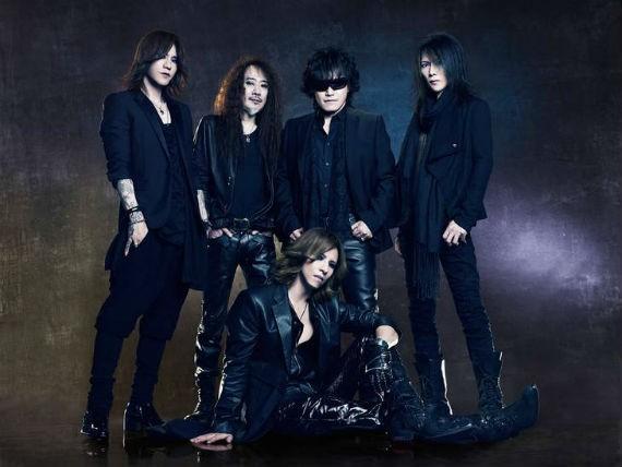 X Japan - Band - 2015