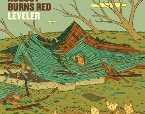 august burns red - leveler - 2011
