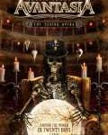 AVANTASIA - Copertina The Flying Opera - Around The World In 20 Days - 2011
