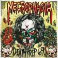 NECROPHAGIA - Copertina Deathtrip 69 - 2011