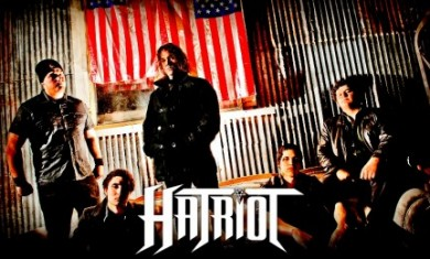 Hatriot - band - 2012
