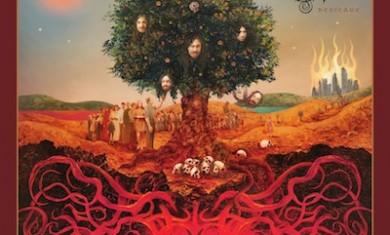 opeth - heritage copertina - 2011