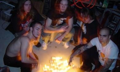 pyrexia - band