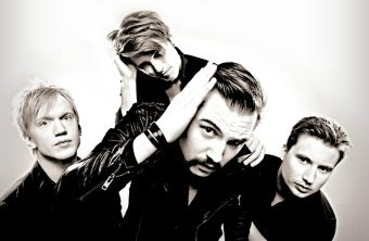 Royal Republic - Promo Shoot Small - 2011