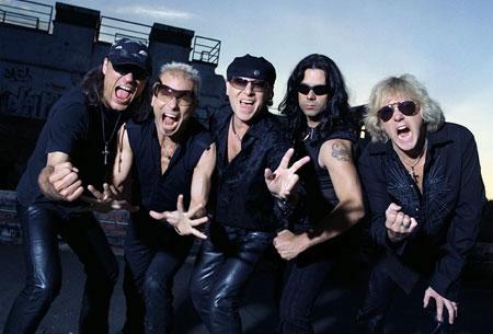 scorpions - band - 2010