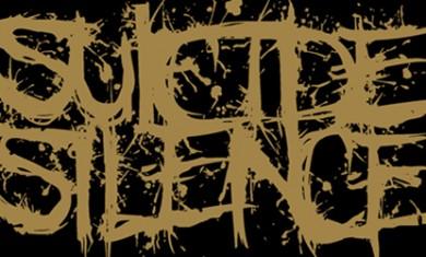 suicide silence - logo - 2011