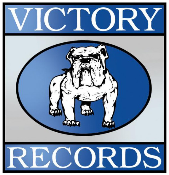 victory records - label logo - 2011