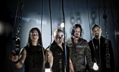Disturbed - formazione - 2011