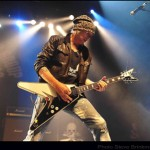 MICHAEL SCHENKER: rubate le sue chitarre in uno studio di registrazione in Germania