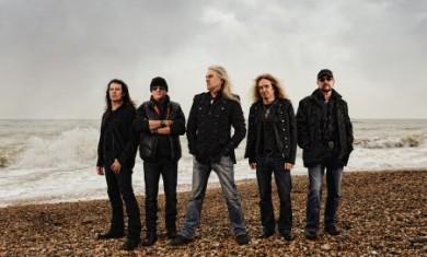 Saxon - featured - 2011