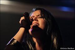 The Agonist - Alissa White-Gluz - 2010