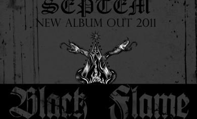 black flame - septem release - 2011