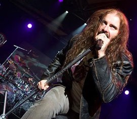 dream theater - james labrie - 2011