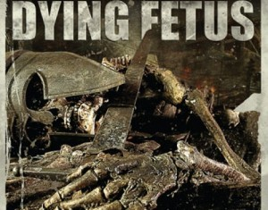 dying fetus - history - 2011