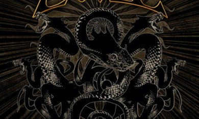 evile - five serpents teeth copertina - 2011