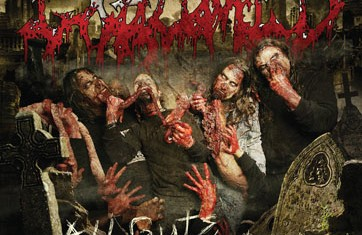 exhumed - all guts - 2011