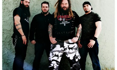 Cavalera Conspiracy - band - 2011