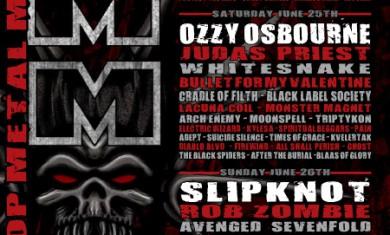 graspop festival - poster - 2011