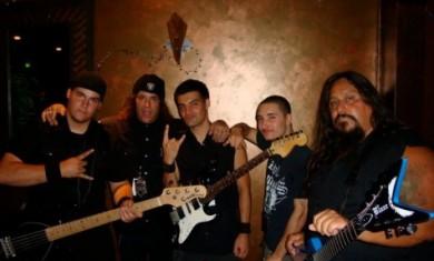 hatriot - band - 2011