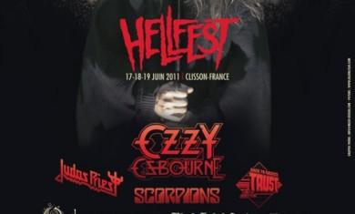 hellfest - poster - 2011
