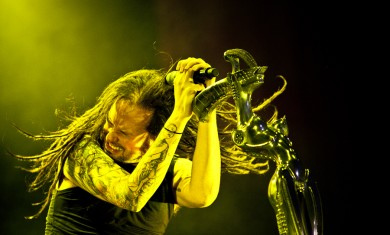 Korn Live - 01/07/2011