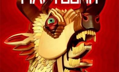 mastodon - the hunter cover - 2011