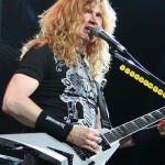 megadeth - dave mustaine - 2011