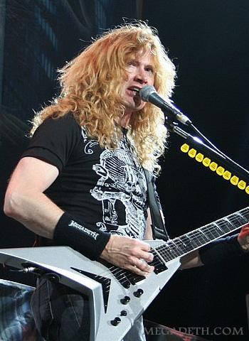 Megadeth 80s live