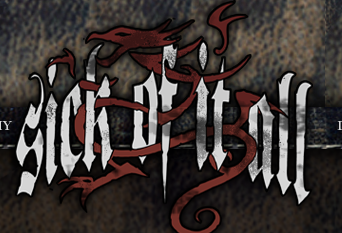 sick of it all - logo - 2011