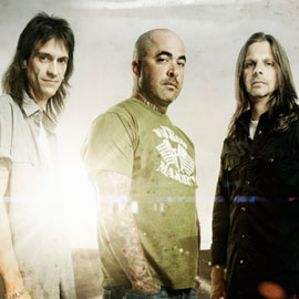 staind - band - 2011