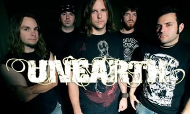 unearth - band logo - 2010