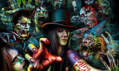 wednesday 13 - calling all corpses cover - 2011