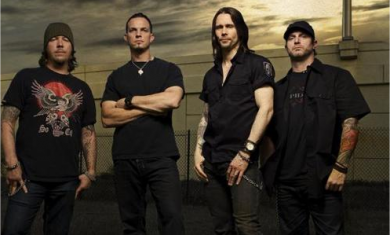 Alter Bridge - band - 2011