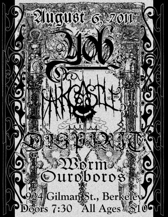Worm Ouroboros - Come The Thaw