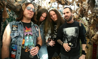 Exhumed - band - 2011