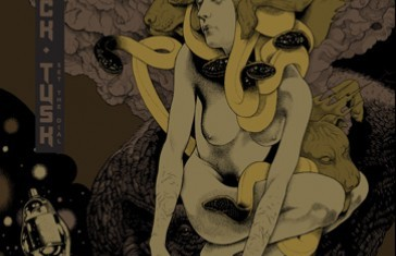 black tusk - set the dial cover - 2011