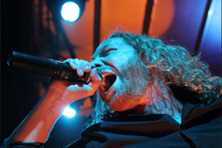 dark tranquillity - viadana open air - 2011