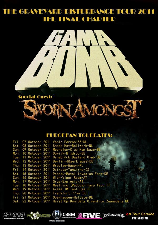 Gama Bomb Tour