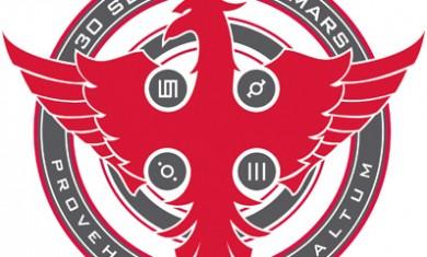 30 SECONDS TO MARS - logo - 2011