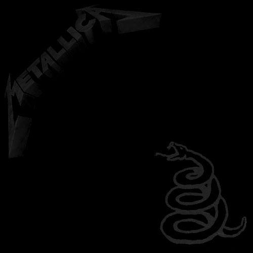 metallica - black album - 2011