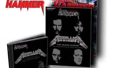 metallica - metal hammer tribute - 2011
