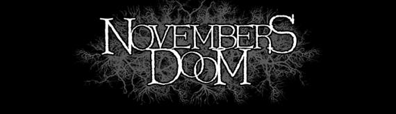 novembers doom - logo - 2011