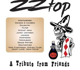 zz top - tribute friends - 2011