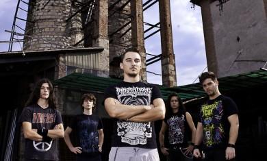 Acheode  - band - 2011