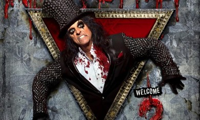 Alice Cooper - Welcome 2 My Nightmare - 2011
